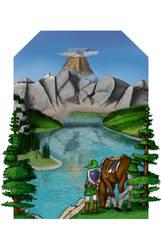 Adventure Awaits! - The Legend of Zelda by FrozenFerocity
