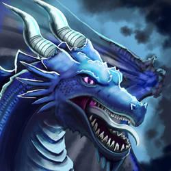 New Avatar! by FrozenFerocity