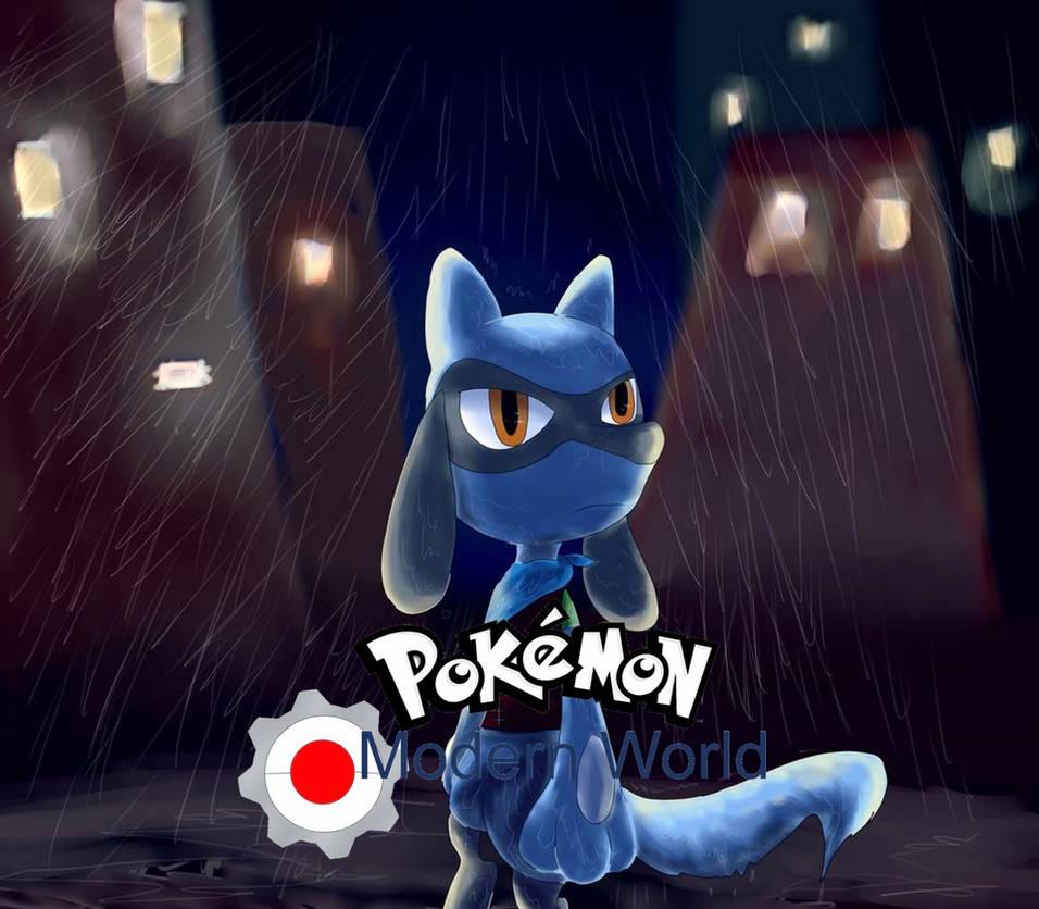 Pokemon: Modern World Cover