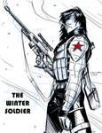 Winter Soldier by ablackmanpresents