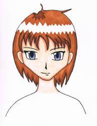 Manga Sketch by Ibotsu