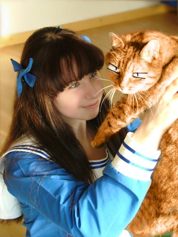 I love cats by puschelfuchsi