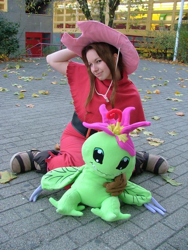 I'm a cowgirl, man xD by puschelfuchsi