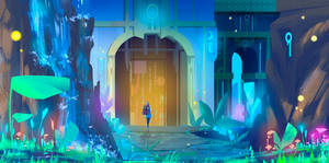 The Gate / Night Ver.