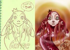 Carrie by brunotsu