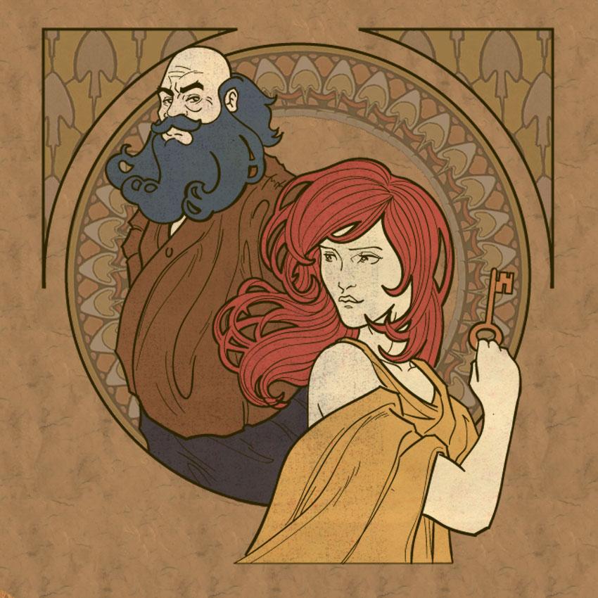 Bluebeard Colours by charkxl