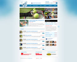Sport web by NumarisLP
