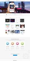 Millenium - Responsive creative portfolio full