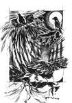 Starling by AnArtacia