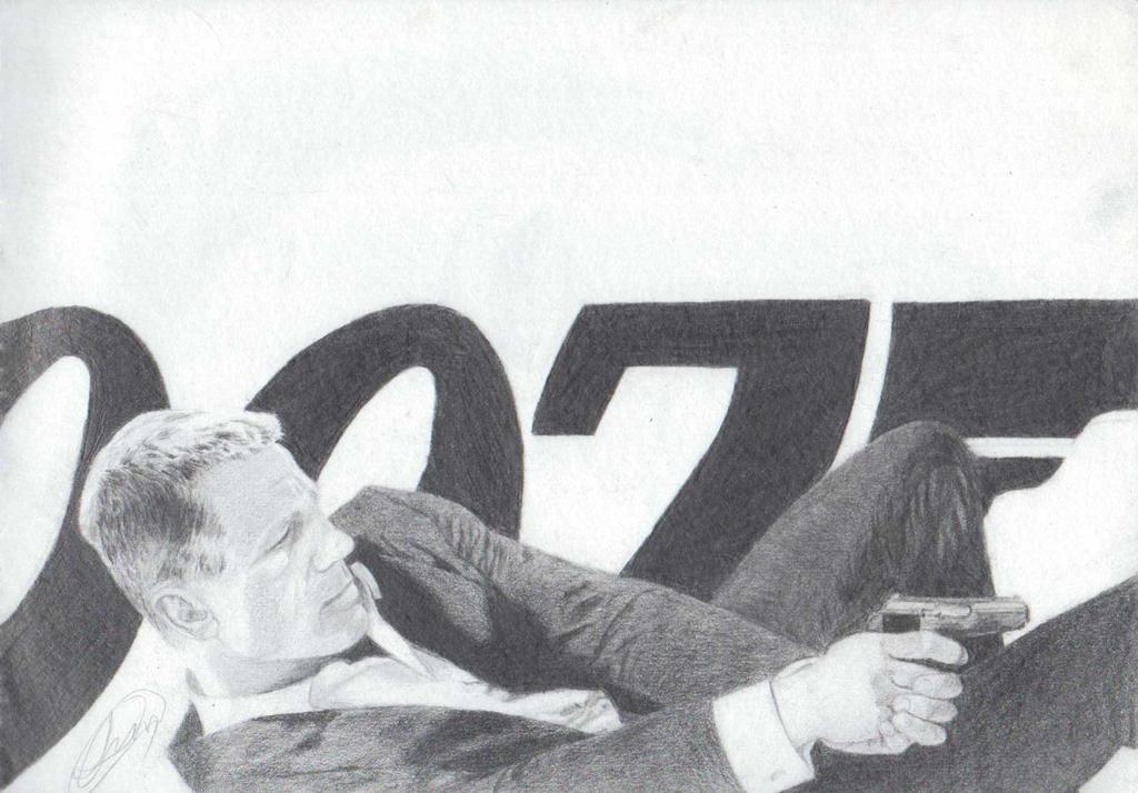 Bond || Skyfall by samurai-dkt
