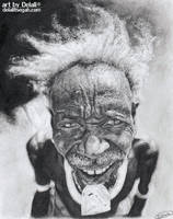 Old Man by samurai-dkt
