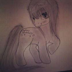 me as a pony :D