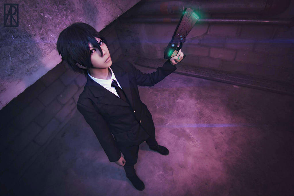 Psycho-Pass: Aim Calmly and Disable The Target by YunoHroshima