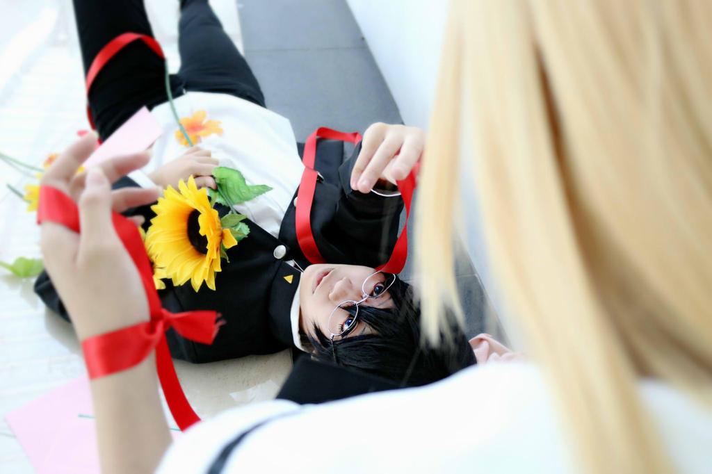 Sarishinohara: I remember you... by YunoHroshima