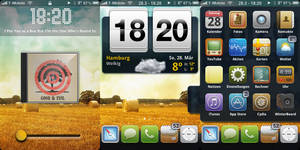 My iPhone Theme - April 2010