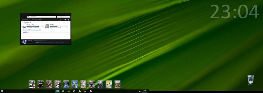 Windows 7 - December 2010