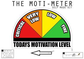 The Moti-Meter by Jannomag
