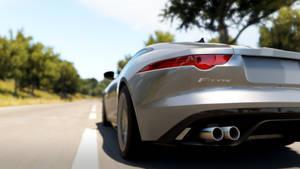 Jaguar F-Type - Forza Horizon 2 by Jannomag