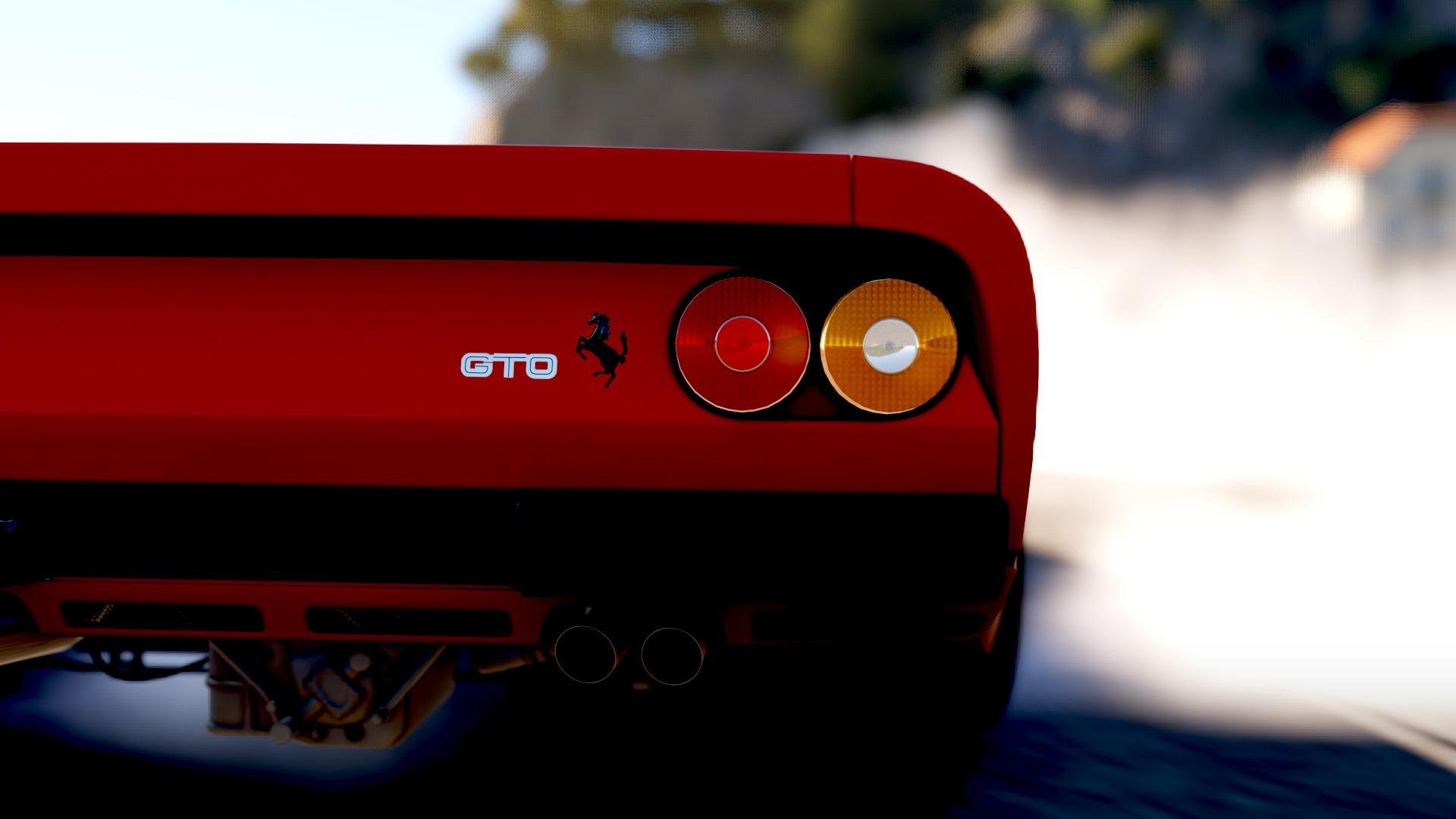 Ferrari 288 GTO wallpapers HD