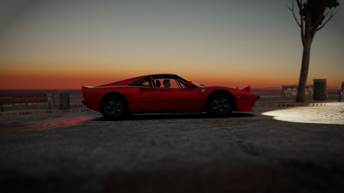 Ferrari 288 GTO #2 - Forza Horizon 2 by Jannomag