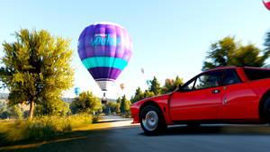 Lancia 037 Stradale - Forza Horizon 2 by Jannomag