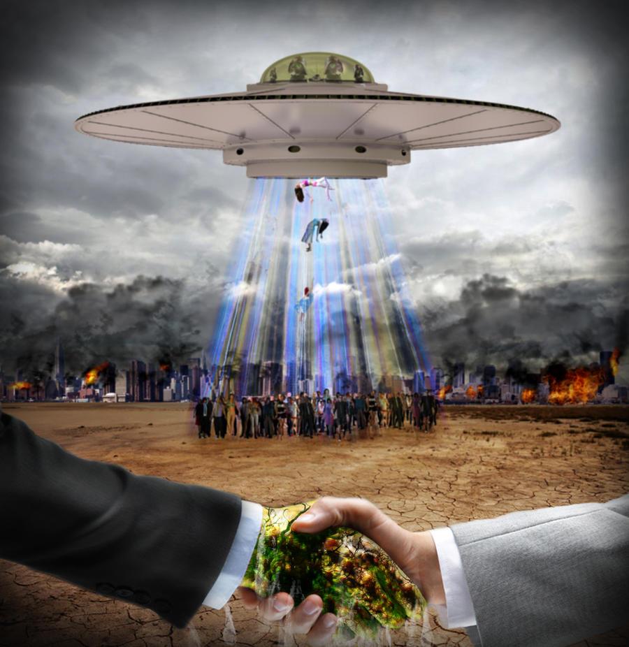 Alien Agreement by BigA-nt