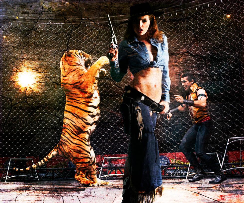 Tiger tiger burning bright by BigA-nt