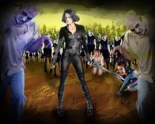 Zombies by BigA-nt
