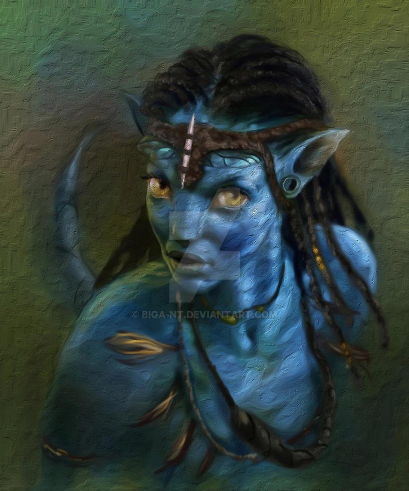 Avatar Na-vi by BigA-nt