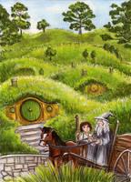 hobbiton by rhymeandreason