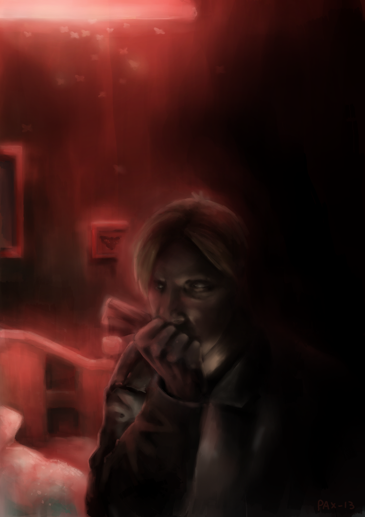 Butterfly Room Silent Hill