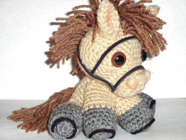 Amigurumi Horse Ears : Coco the pony by simnut on deviantart