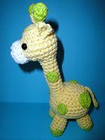 Giraffe by Simnut