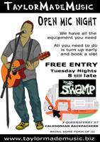 Open Mic Night - Flyer 1