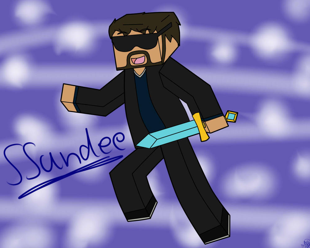 Minecraft Youtuber: SSundee by Tullemor2007 on DeviantArt