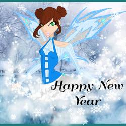 Happy New Year by Bonniebun4