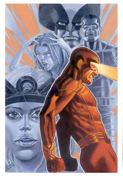Cyclops and the Xmen