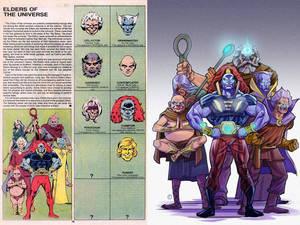 Elders of the Universe by Tariq Hassan