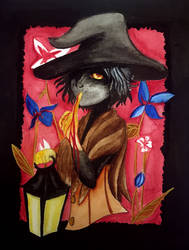 Forest Witch by kaouahana