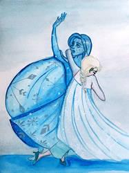 Frozen by kaouahana