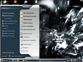 azuldesktopnew by metalx