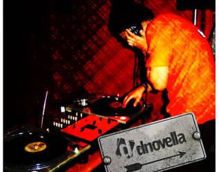 DJ Background by metalx