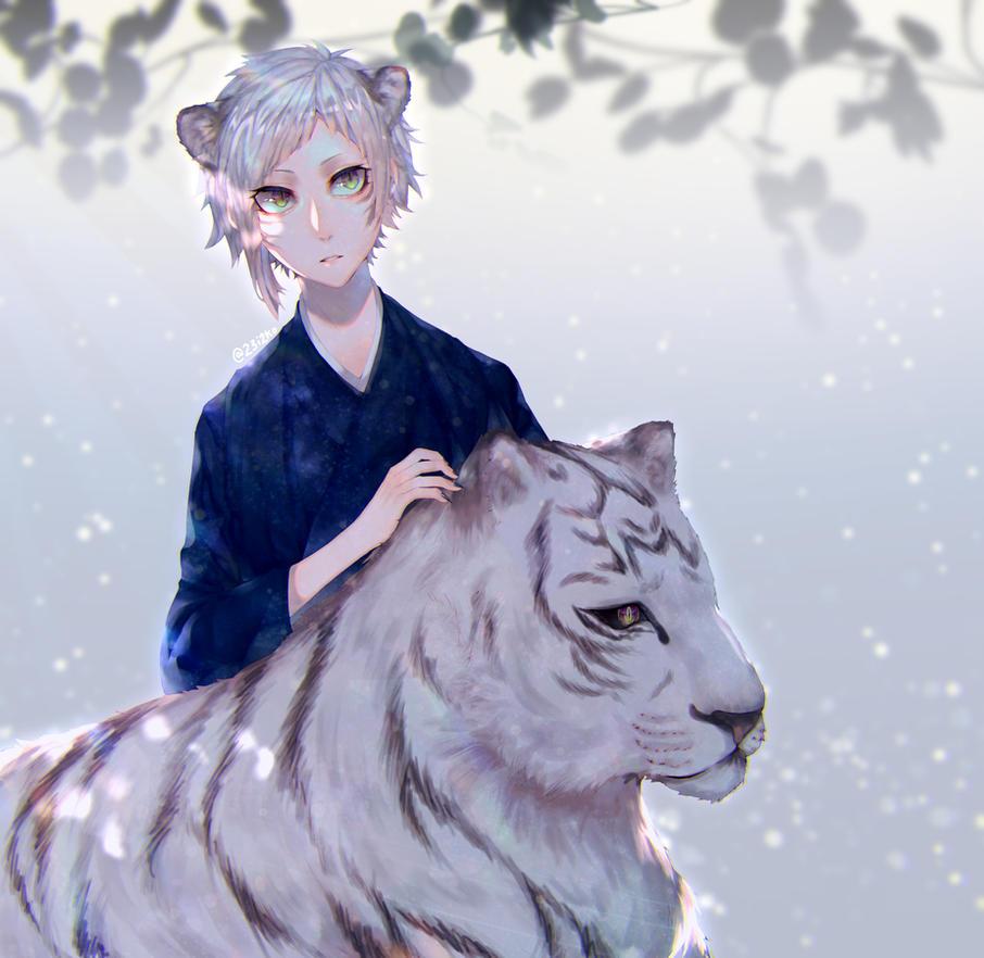 Atsushi by 23i2ko