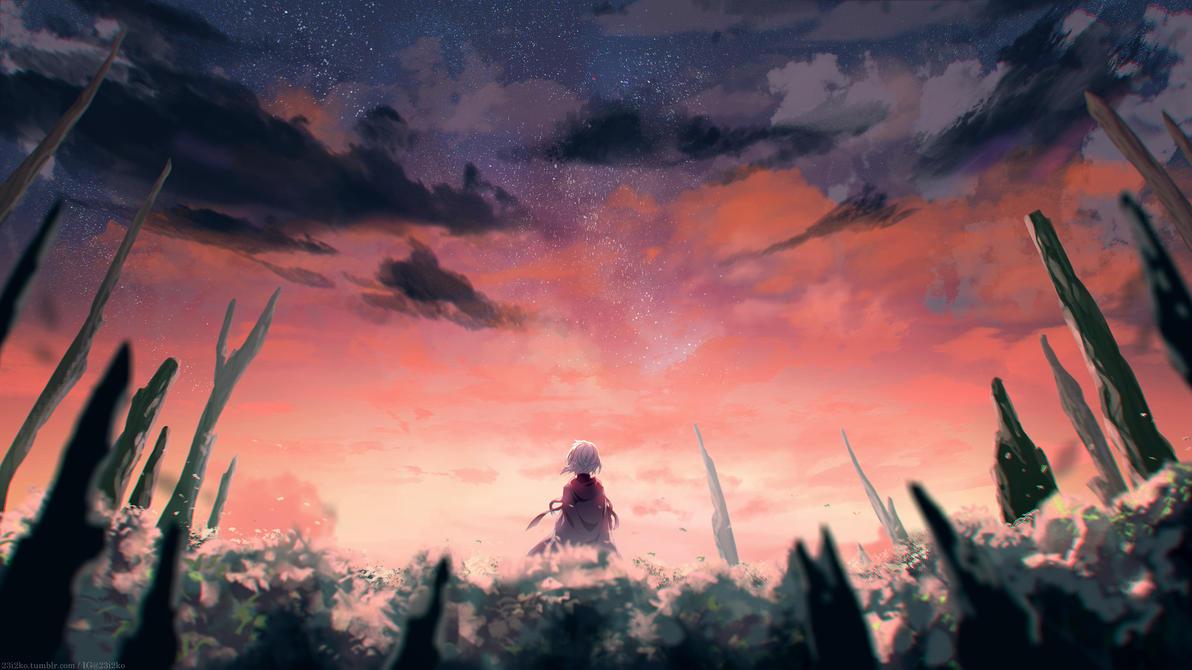 wishing the stars could speak by 23i2ko