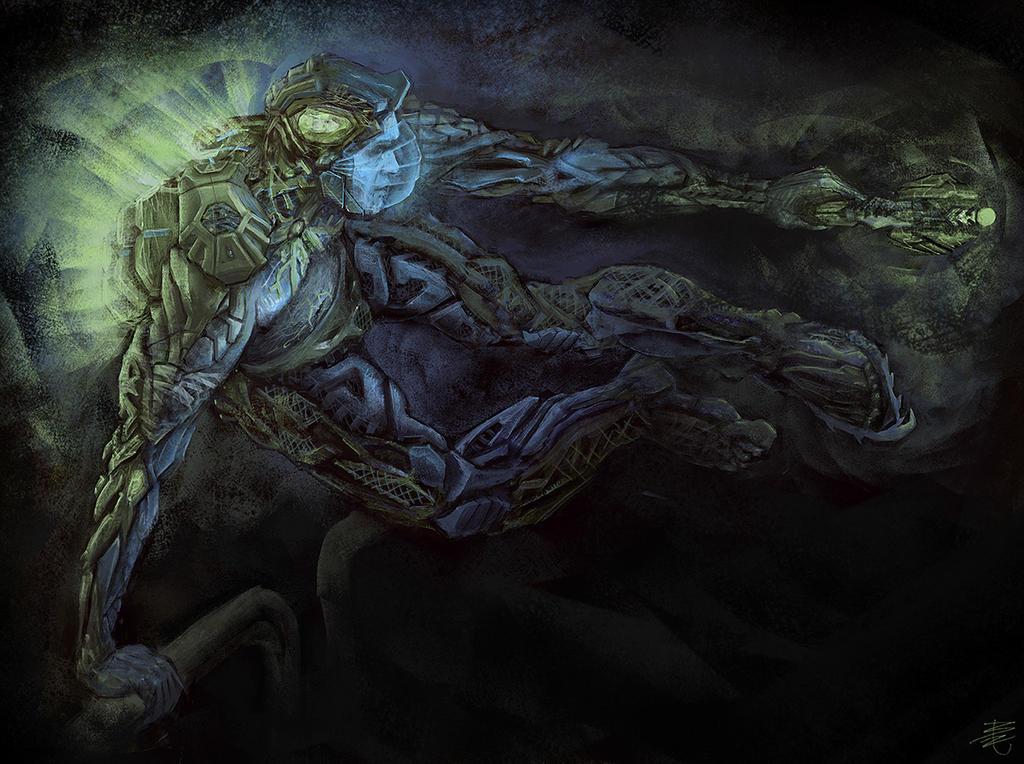 Firefly by mindschnapps