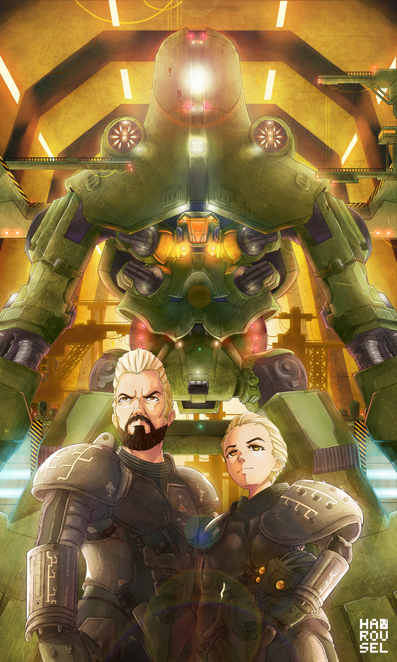 Cherno Alpha by harousel on DeviantArt Pacific Rim Cherno Alpha Anime