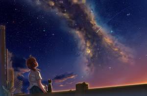 Dawnstars by harousel