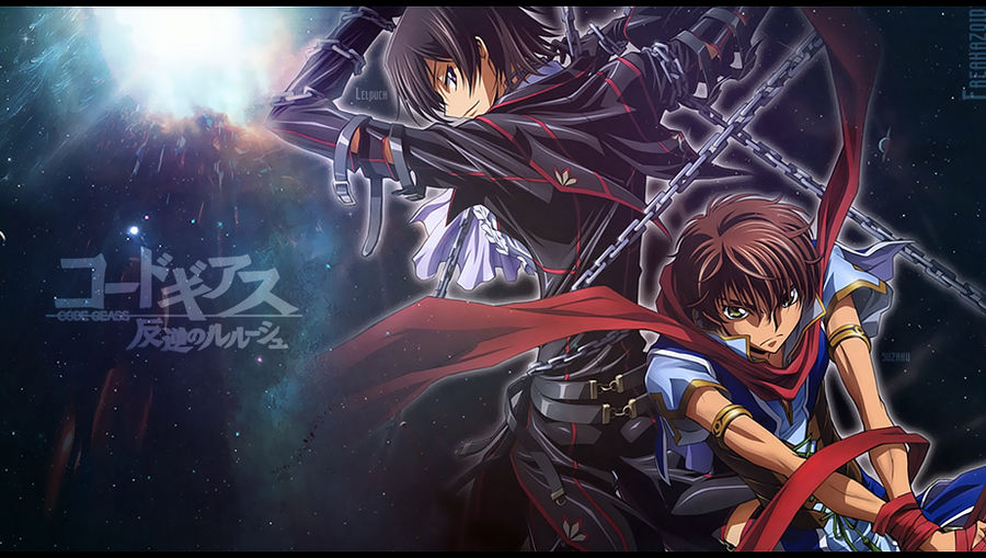 Wallpaper Code Geass By Marcelopinheiro On Deviantart