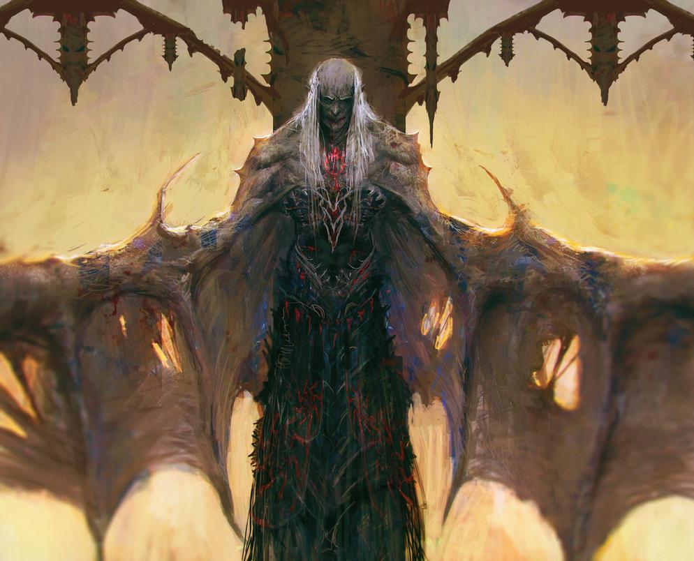 vampire by mythrilgolem1