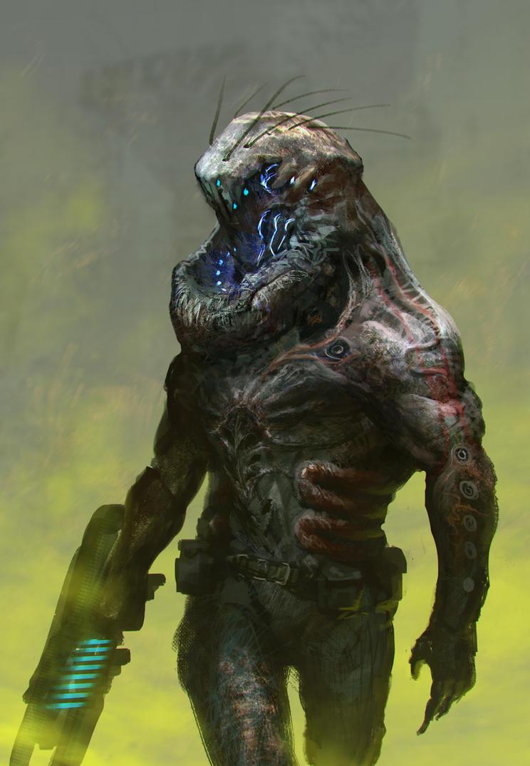 Biosuit Torukia by mythrilgolem1